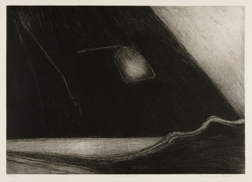 Down by the Lake<br><span>1991, 47x67cm, Etching ed 45</span>