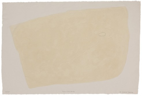 Road To The Interior<br><span>1999 ed. 40, 89x146cm, Carborundum</span>