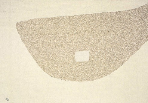 Cliff Dwelling<br><span>2004, 149 x 217cm, Tapestry (Irish)</span>
